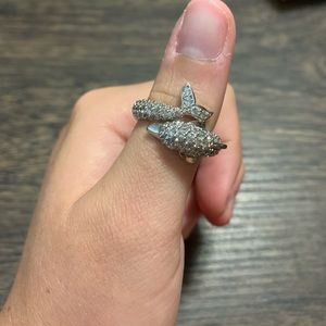 Sterling Silver Ring Size 9